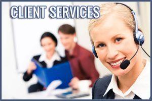 Human Services - Client Services